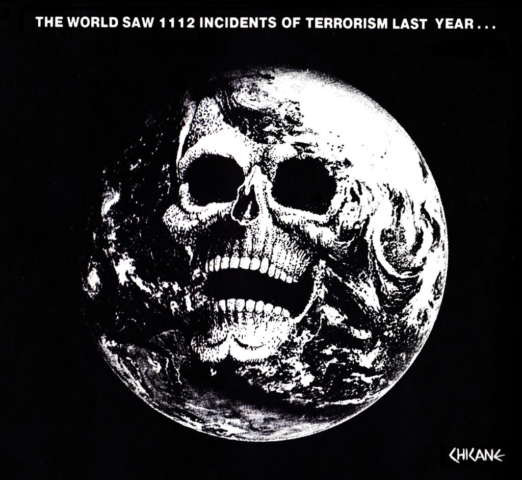 Terrorism Cartoon by Chicane